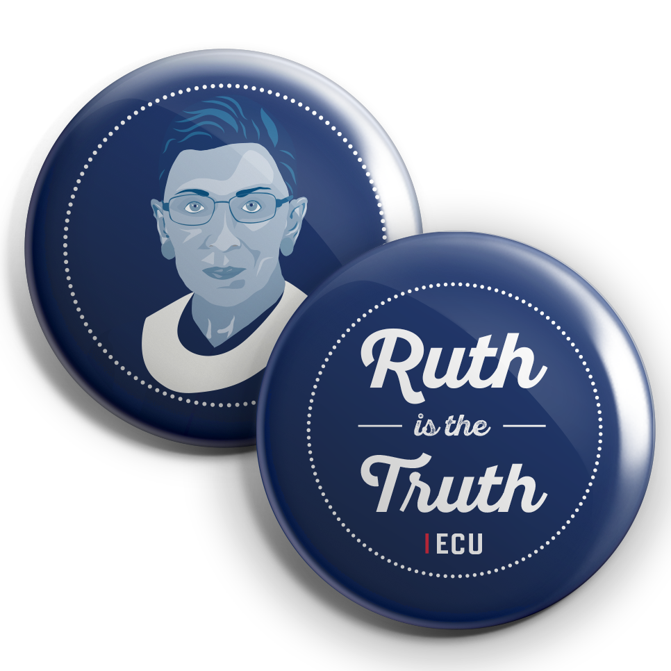 RBG Button Collection (Set of 2)