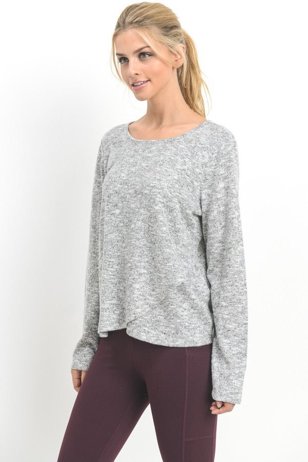 Oh So Comfy Pullover