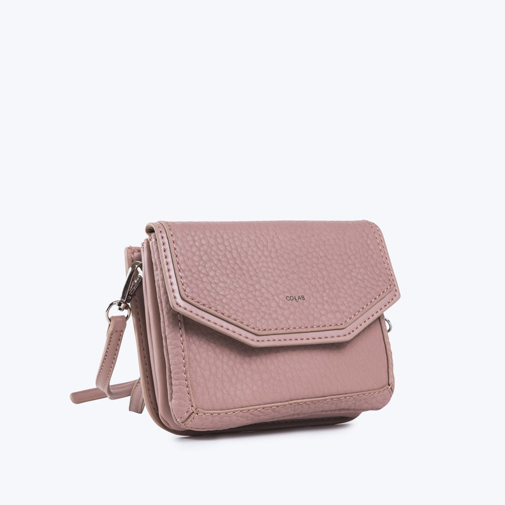 Sydney Little Cross Body - Dusty Rose