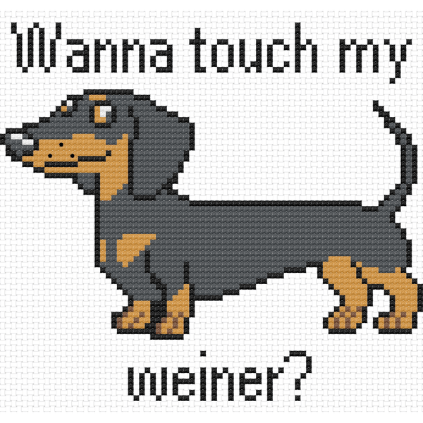 Cross Stitch - Do You Wanna?