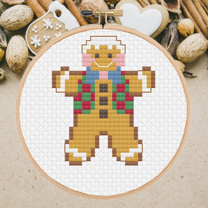 Cross Stitch - Holiday Dreams