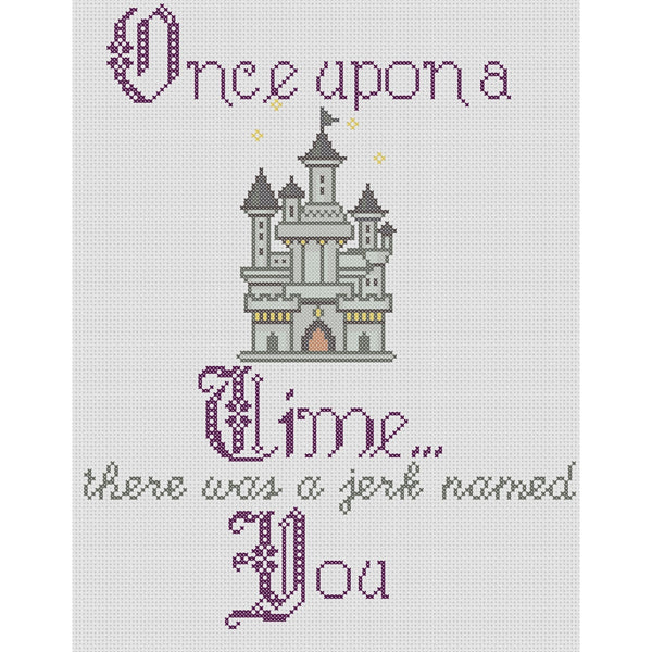 Cross Stitch - Once Upon A Time