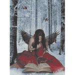 Cross Stitch - Snow Fairy