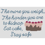 Cross Stitch - Stay Safe