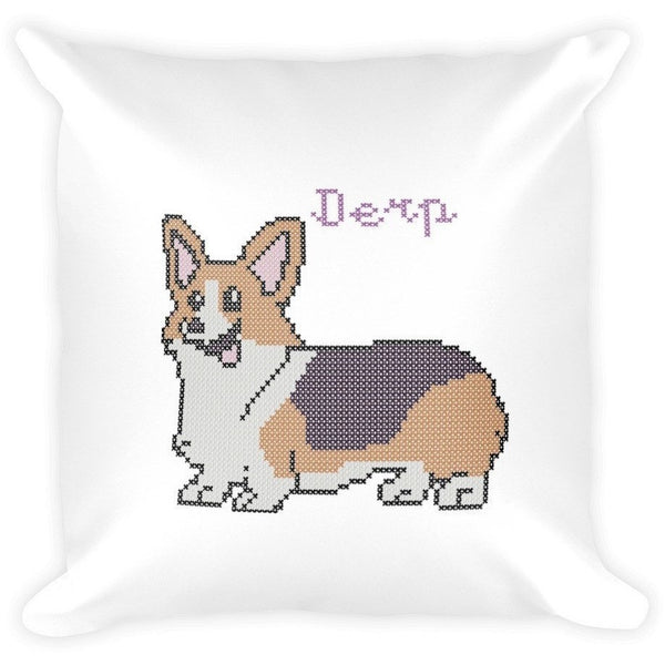 Derp Pillow