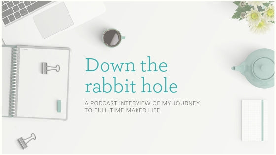 A Podcast Interview of my Maker Journey