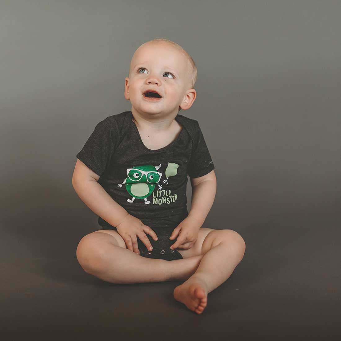 Little Monster baby bodysuit - wholesale - Sweetpea and Co.