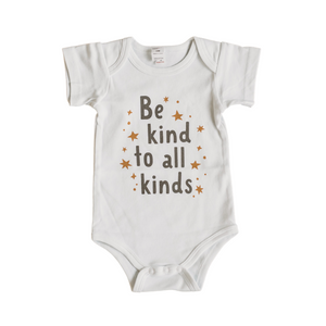 Be Kind to all Kinds Baby Bodysuit