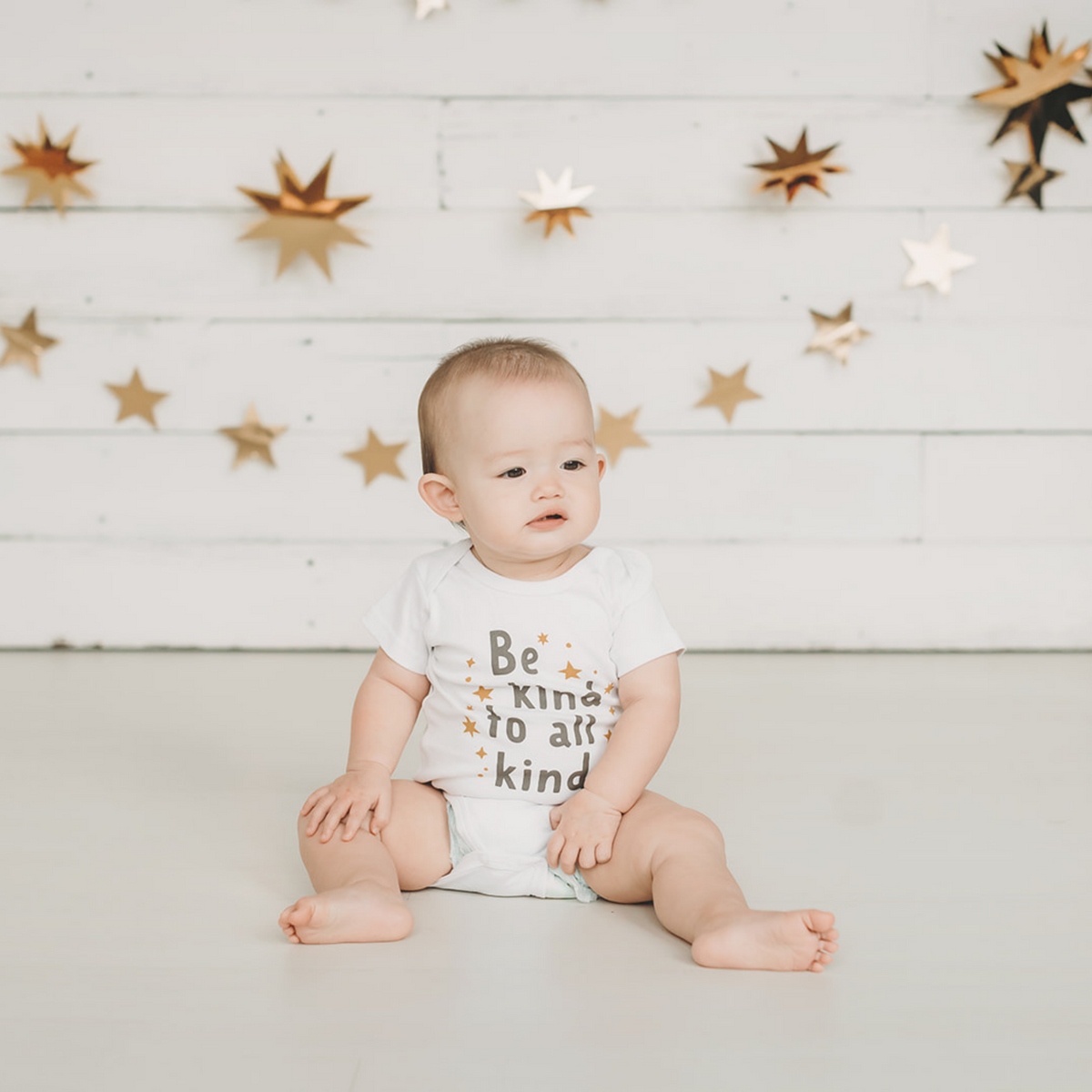 Pre-Order Be Kind to all Kinds Baby Bodysuit - wholesale