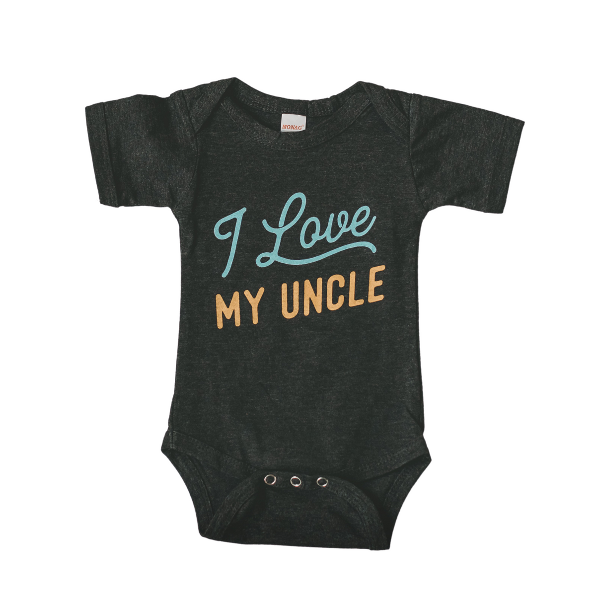 Pre-Order I Love My Uncle Baby Bodysuit - wholesale
