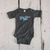 PRE-ORDER Gray Duck baby bodysuit - wholesale - Sweetpea and Co.