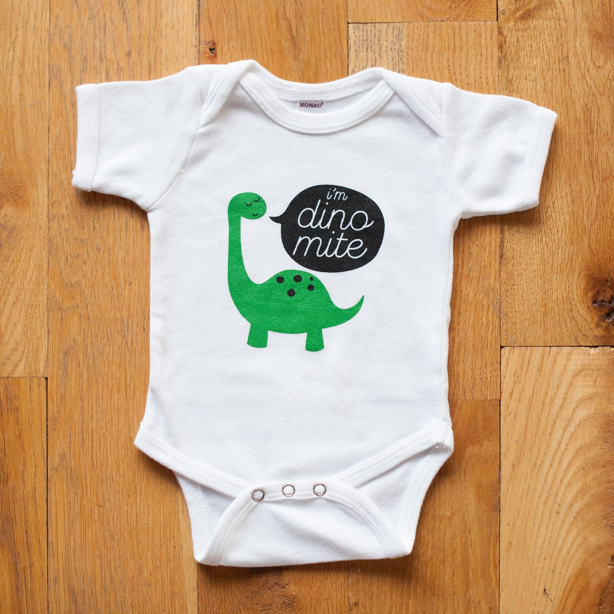 Dinomite Bodysuit - Sweetpea and Co.