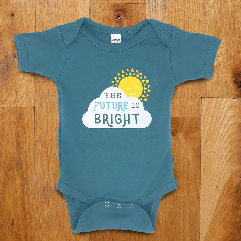 The Future is Bright Bodysuit - Sweetpea and Co.