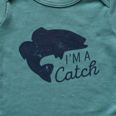 I'm a Catch Bodysuit - wholesale - Sweetpea and Co.