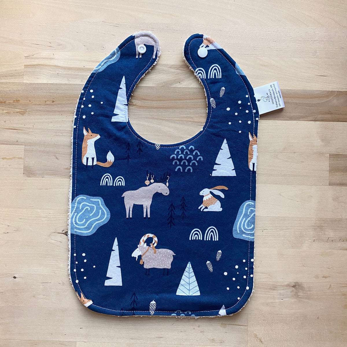 Baby and Toddler Bib