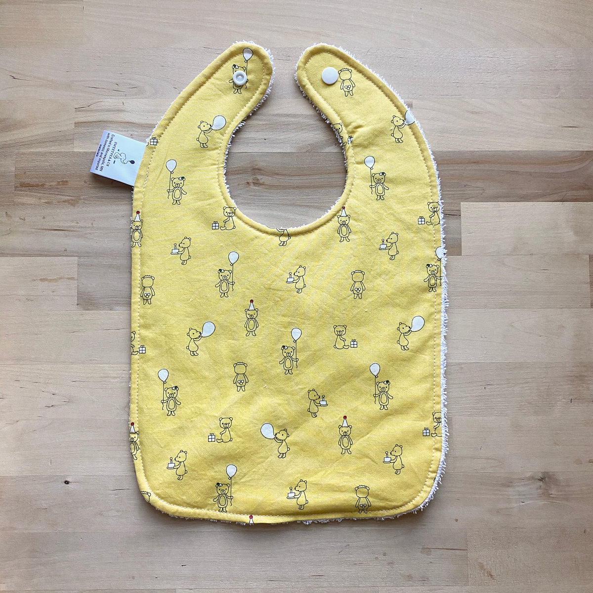 Copy of Baby and Toddler Bib