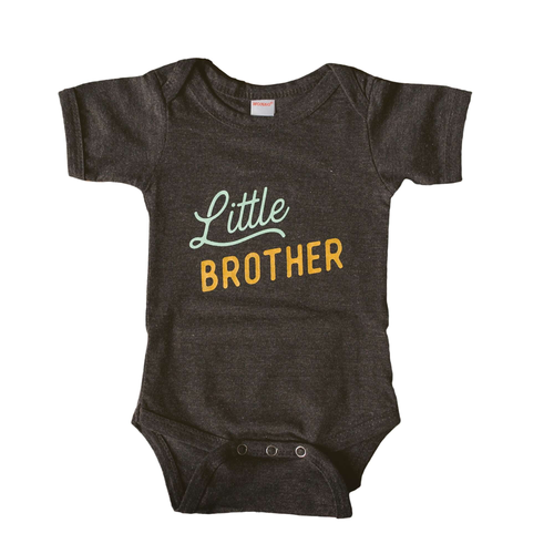 Little Brother Baby Baby Bodysuit - Sweetpea and Co.