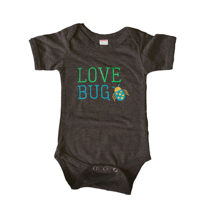Love Bug Baby Bodysuit - Sweetpea and Co.