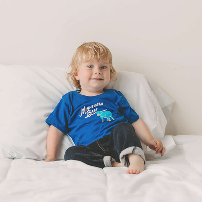 PRE-ORDER Minnesota Babe Kid's Tee - Wholesale - Sweetpea and Co.