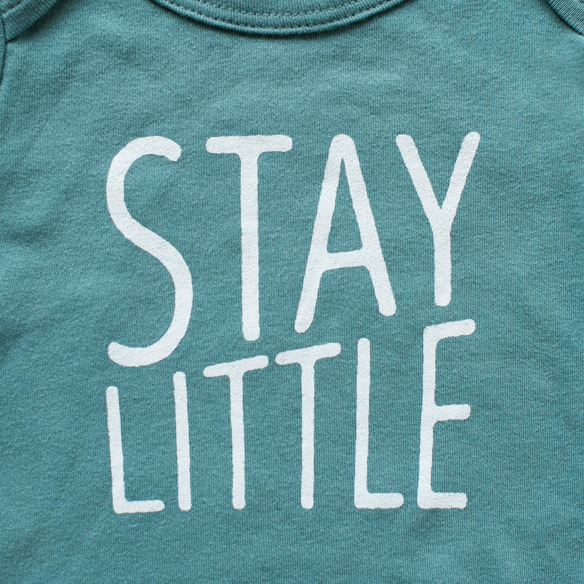 Stay Little Baby Bodysuit - Sweetpea and Co.