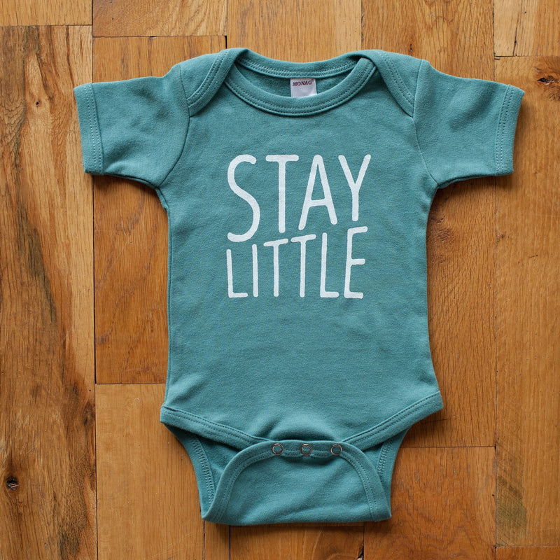 Stay Little Bodysuit - Sweetpea and Co.