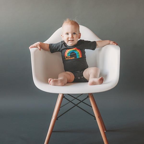 Be your own Rainbow Baby Bodysuit - Sweetpea and Co.
