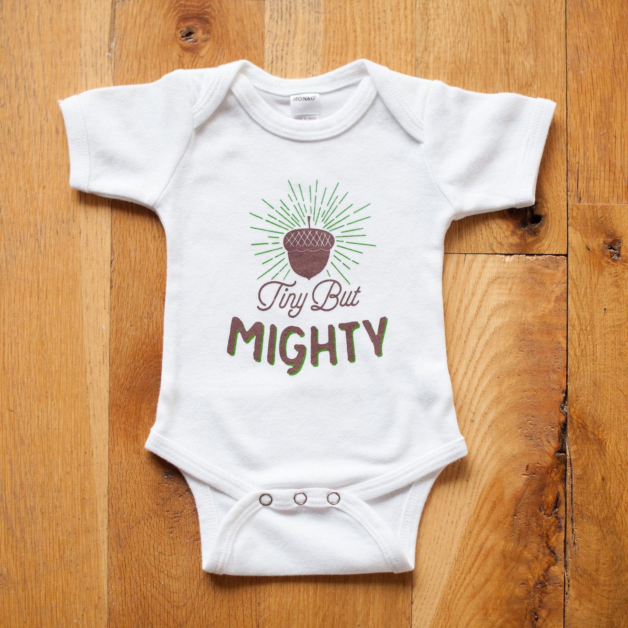Tiny But Mighty Bodysuit - wholesale - Sweetpea and Co.
