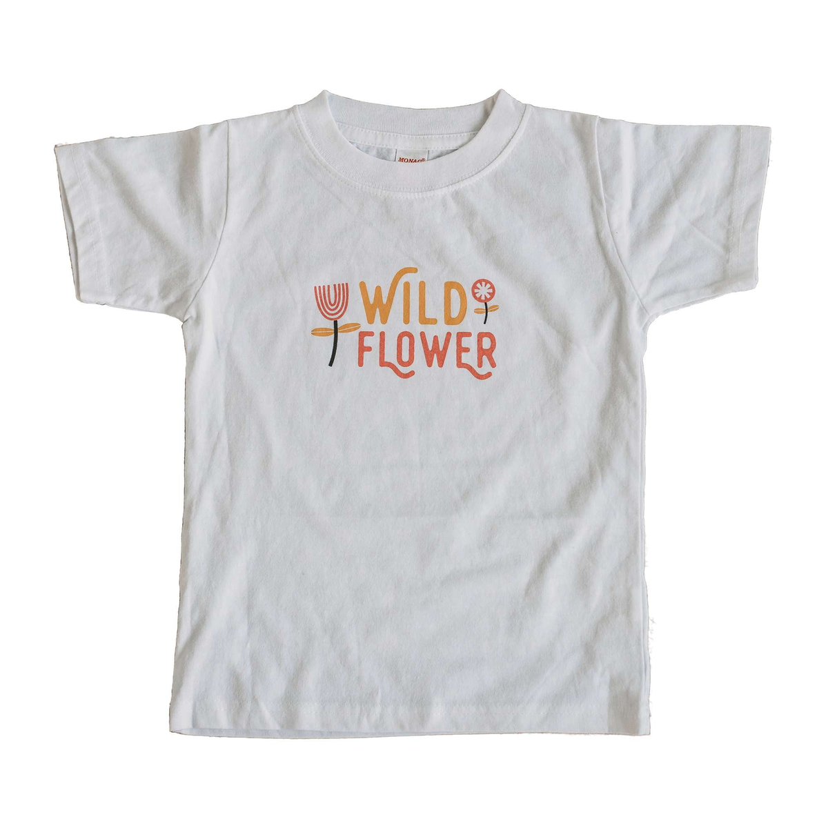 PRE-ORDER - Wild Flower Kid's T-shirt - Sweetpea and Co.