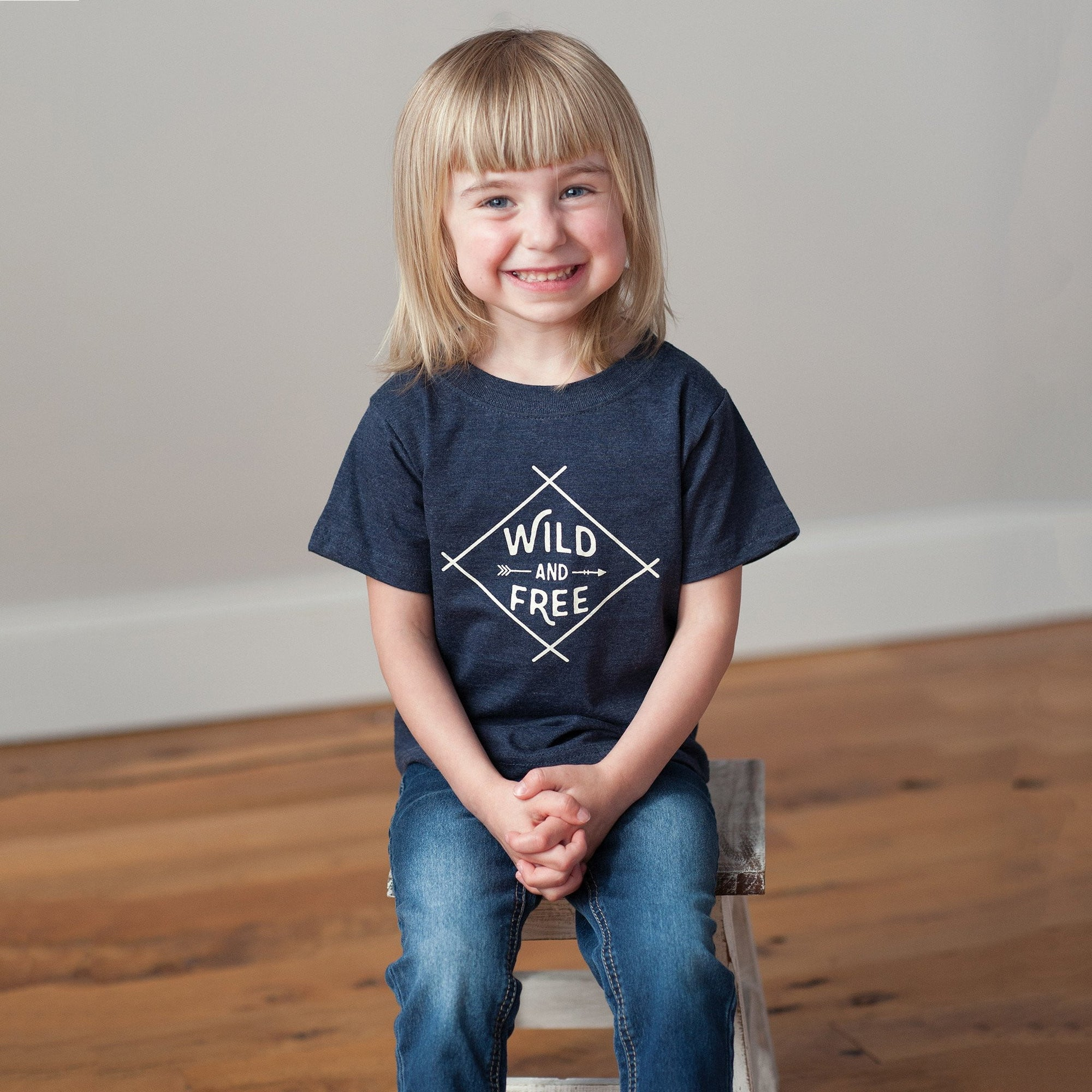 Wild and Free T-Shirt - Sweetpea and Co.