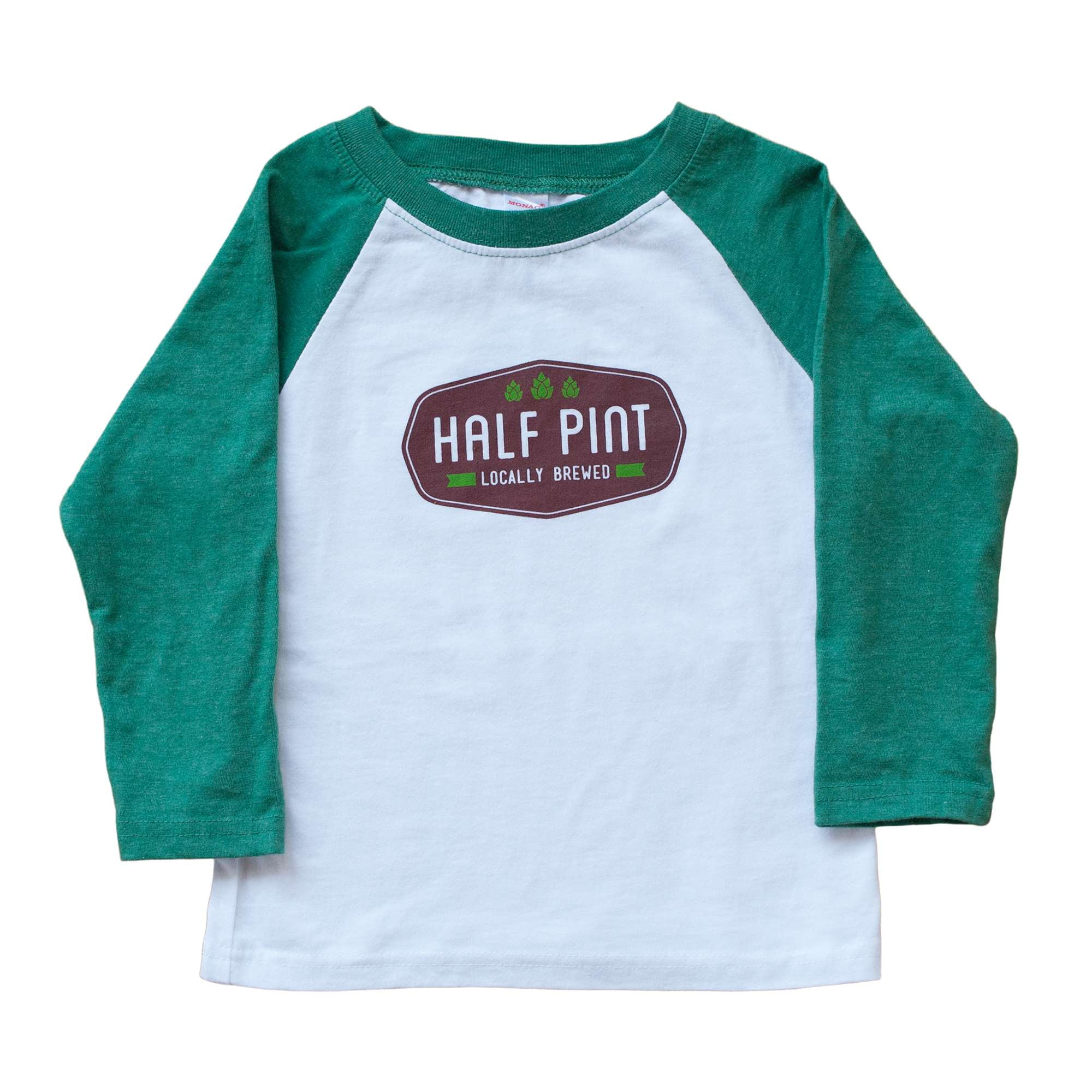 Half Pint Raglan Tee - Sweetpea and Co.