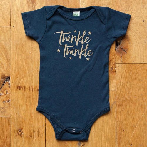 Sale - Twinkle Twinkle Bodysuit - Sweetpea and Co.