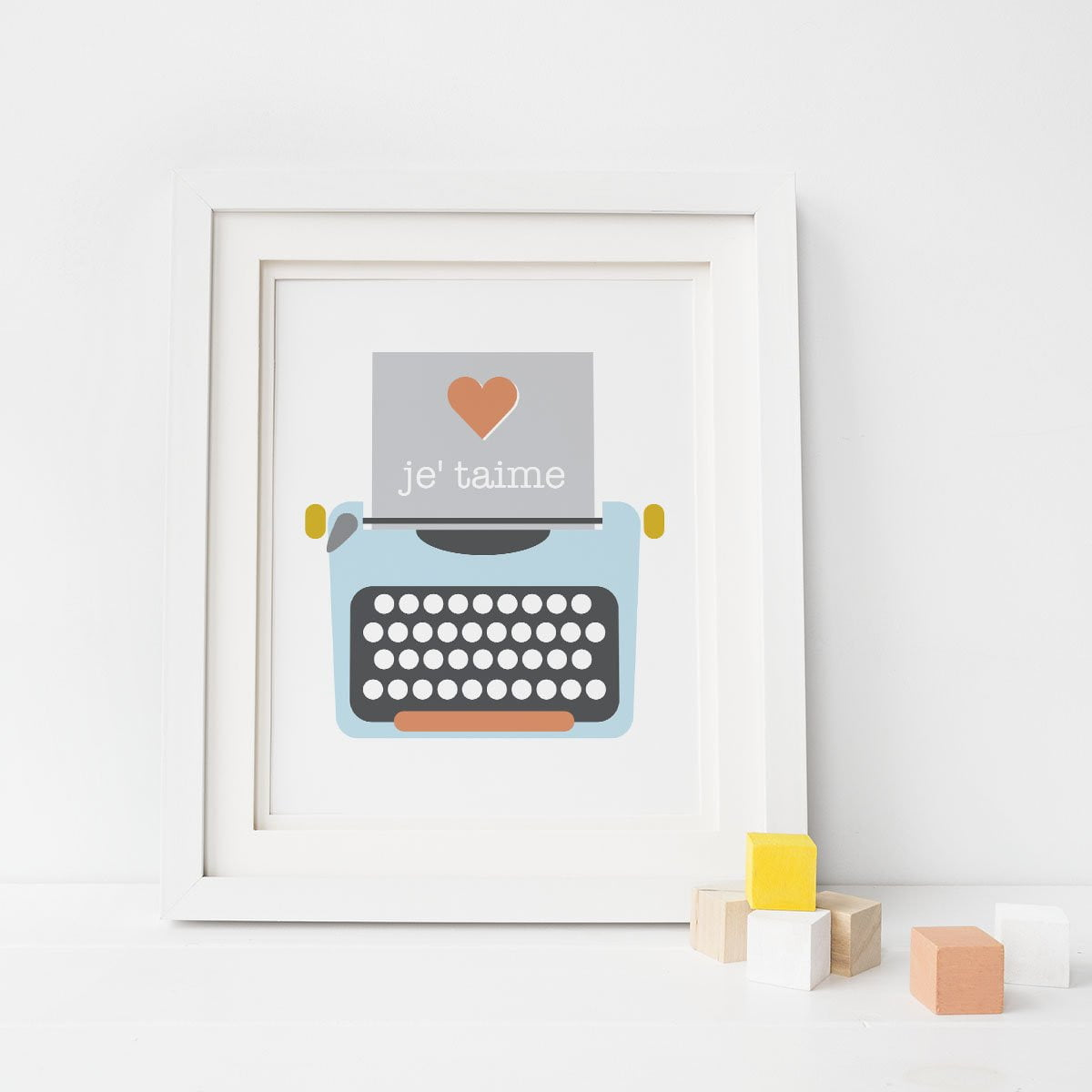 Love Notes Art Print - Wholesale - Sweetpea and Co.