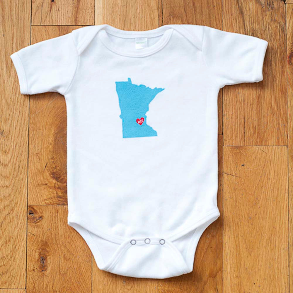 Minnesota Nice Bodysuit - wholesale - Sweetpea and Co.