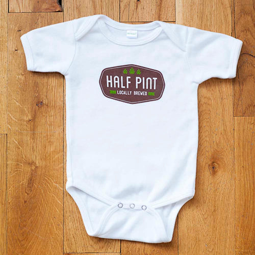 Organic Half Pint Bodysuit - Sweetpea and Co.
