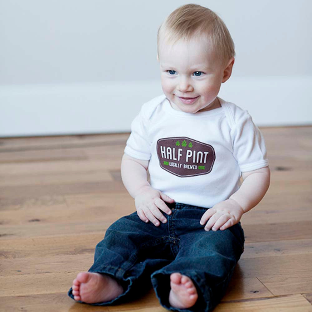 Half Pint Bodysuit - wholesale - Sweetpea and Co.