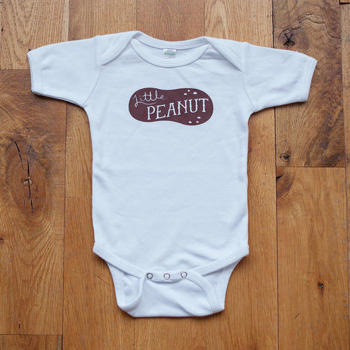 Little Peanut Baby Bodysuit - Sweetpea and Co.