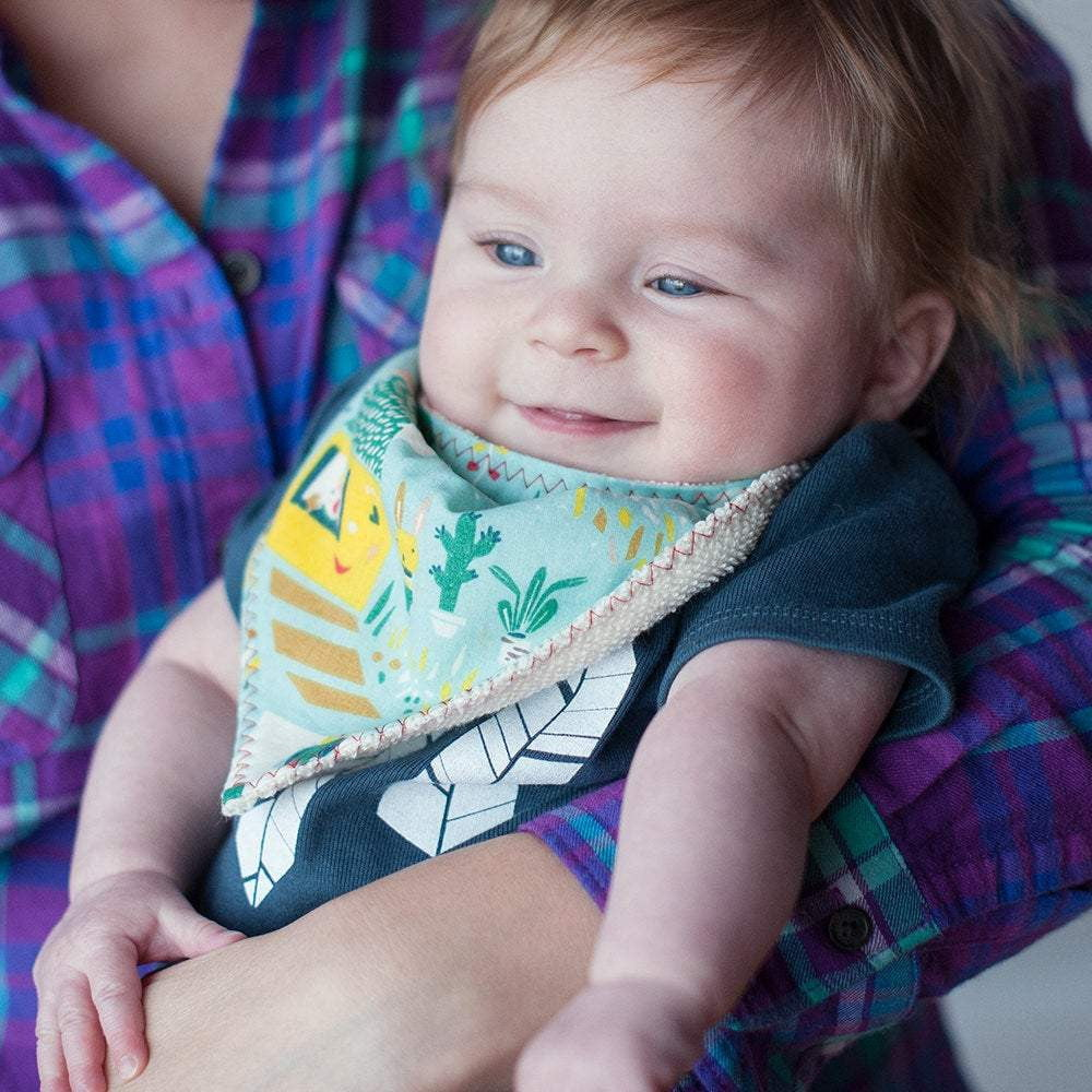 Baby Bandana Bib - Sweetpea and Co.