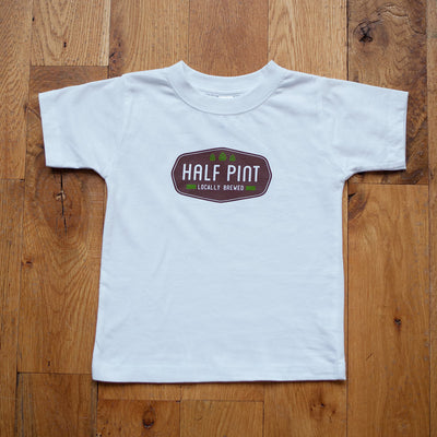 Half Pint Toddler T-Shirt - Sweetpea and Co.