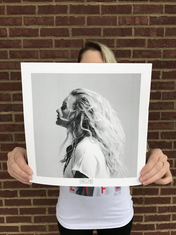 HOLLYN Poster: 10x10