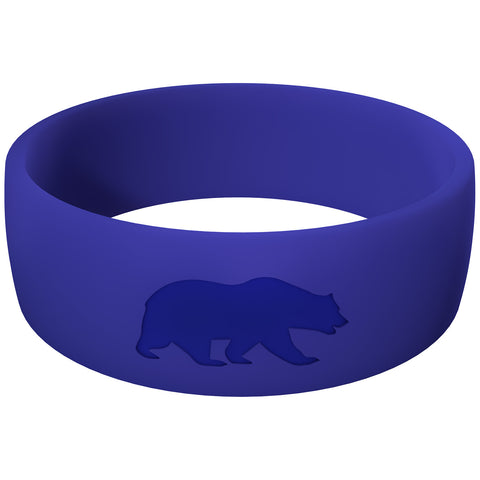 Men's Blue Athletic Ring