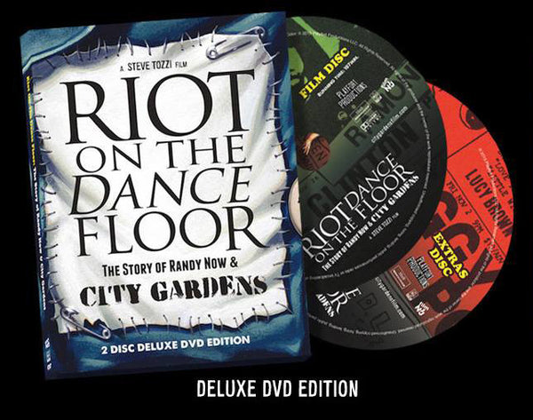 Riot on the Dance Floor - Deluxe Edition DVD