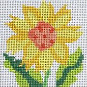 Sunflower Yellow Coaster