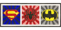 Superheroes Emblems