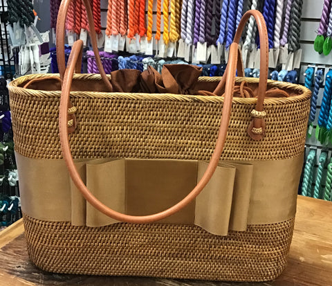 BBB Large Charlotte Bag Tan