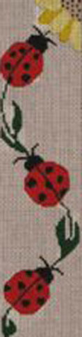 Climbing Red Lady Bug Bookmark
