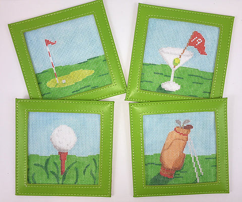 Golf Theme Insert