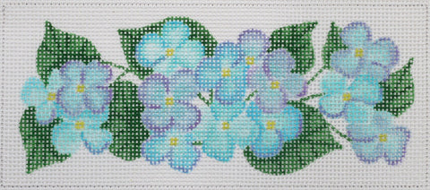 Insert-Hydrangeas/Blue/Purple/