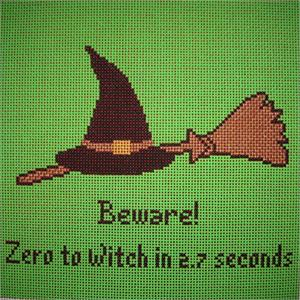 Zero to Witch