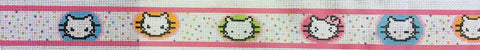 Hello Kitty Confetti Belt