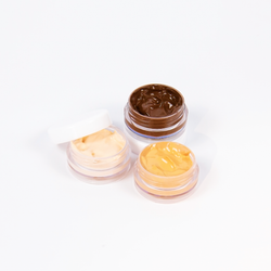 Flawless Radiance Foundation Samples